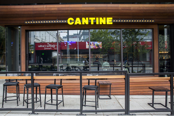 Frito Pie at Cantine in Seattle, WA