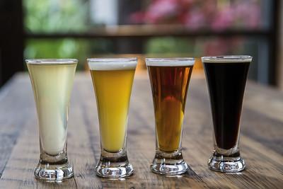 Beer at Mollusk Seattle