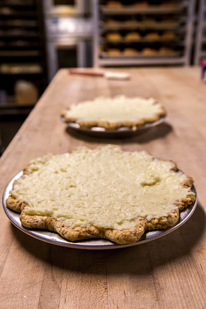Tom Douglas' Coconut Creme Pie