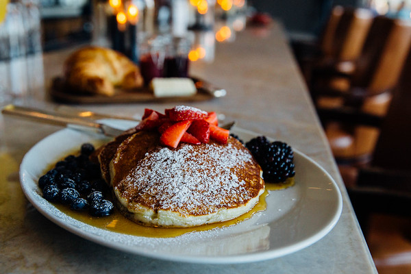 Food Photography at Goldfinch Tavern, Seattle
