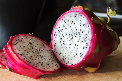 Dragonfruit and Starfruit