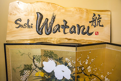 Sushi Wataru in Seattle, WA