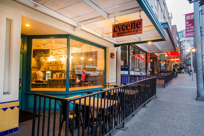 Cycene Restaurant in Seattle, WA