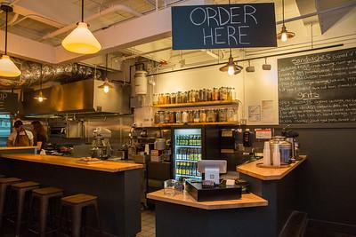 Cycene Restaurant in Seattle, WA
