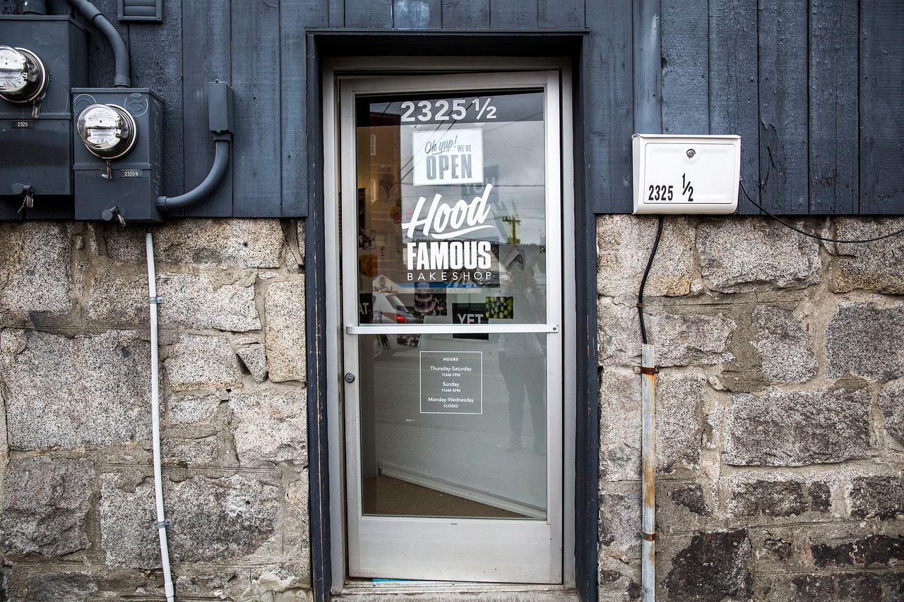 Hood Famous Bakeshop