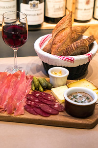 Le Caviste French Wine Bar in Seattle