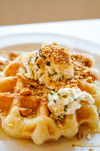 Sweet Iron Waffles in Capitol Hill, Seattle