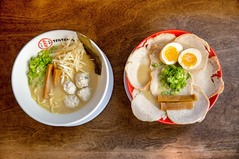 Tentenyu Ramen in Seattle, WA