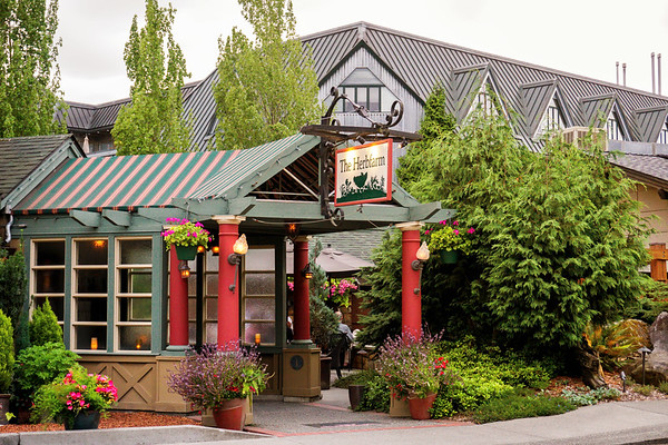 The Herbfarm in Woodinville, Washington