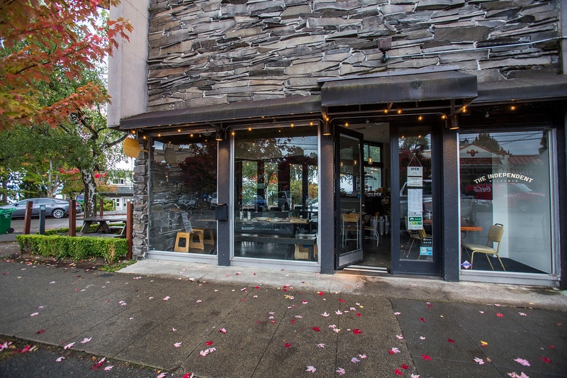 The Independent in Madison Park, Seattle