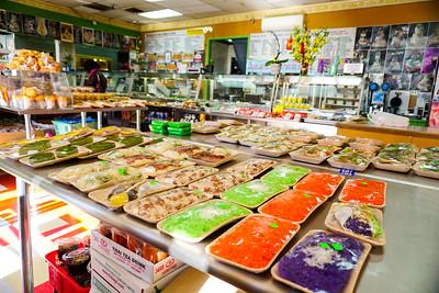 Tony's Bakery in Rainier Valley, Seattle