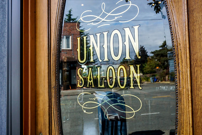 Union Saloon in Wallingford, Seattle