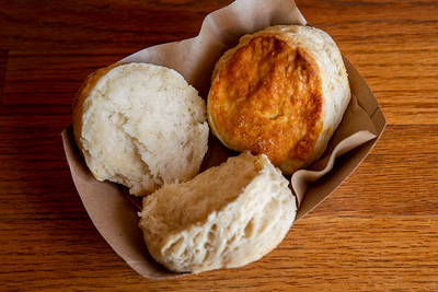 Biscuits at Bok a Bok