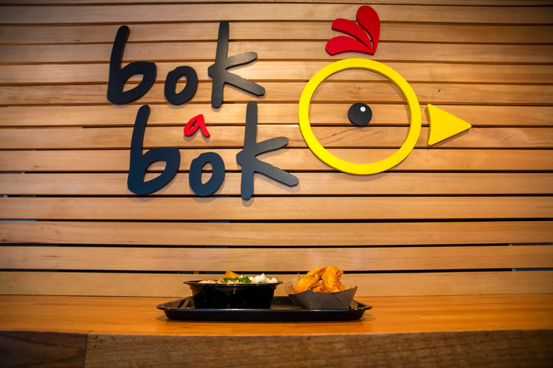 Bok a Bok Fried Chicken in Seattle