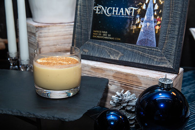 Enchant Christmas Seattle Cocktails