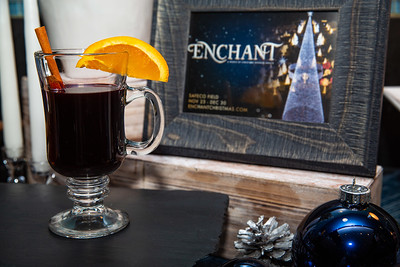 Enchant Christmas Seattle Cocktails