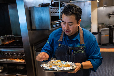 Filipino Noodle Lunch with Chef Anthony Sinsay at Outlier Seattle