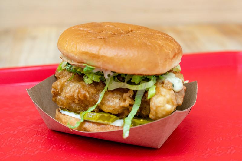 Bok a Bok Chicken in Seattle, WA