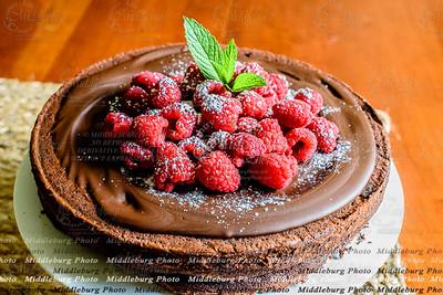 Flourless Chocolate Cake 2018