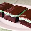 Mint Chocolate Brownies