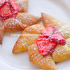 Strawberry Pinwheel Danish