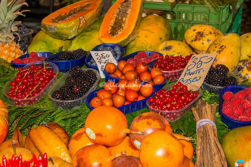 Autumn fruits, Rome