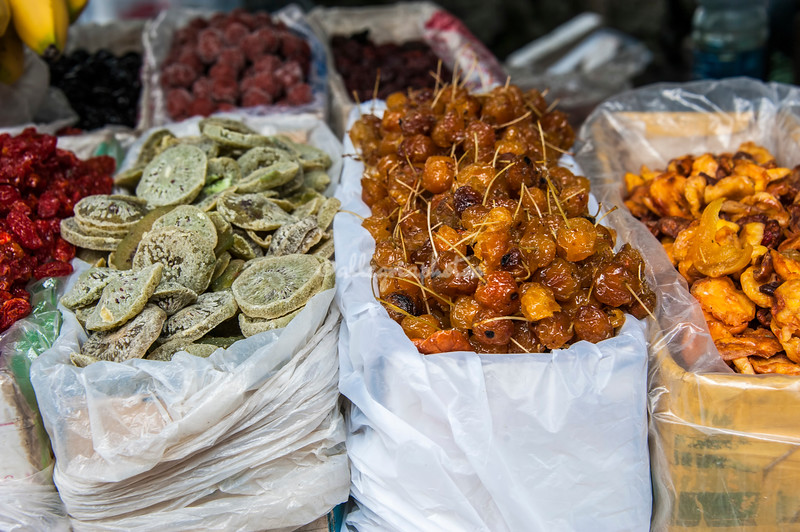 Candied fruits, Beijing fruit stand