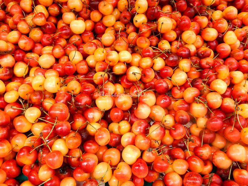 Queen Anne Cherries