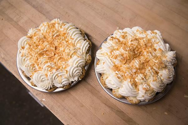 Tom Douglas' Coconut Creme Pie