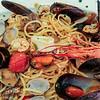 Seafood pasta, Venice