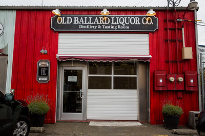Herrings Bord at Old Ballard Liquor Co