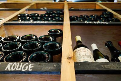 Le Caviste French Wine Bar in Seattle