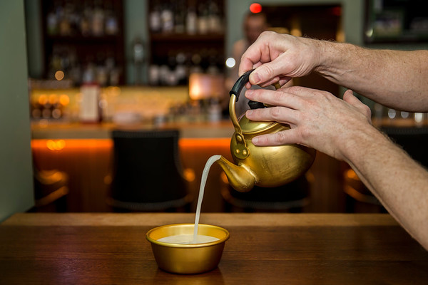 Makgeolli Brewing at Girin Seattle