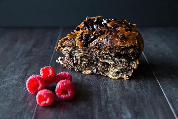 Chocolate Babka Swirl Bread