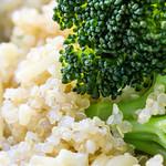 Home Made Quinoa Broccoli Salad