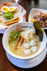Tentenyu Ramen in Seattle, WA