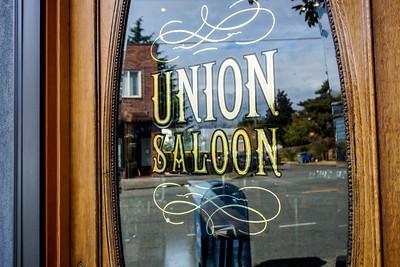 Union Saloon in Wallingford, Seattle