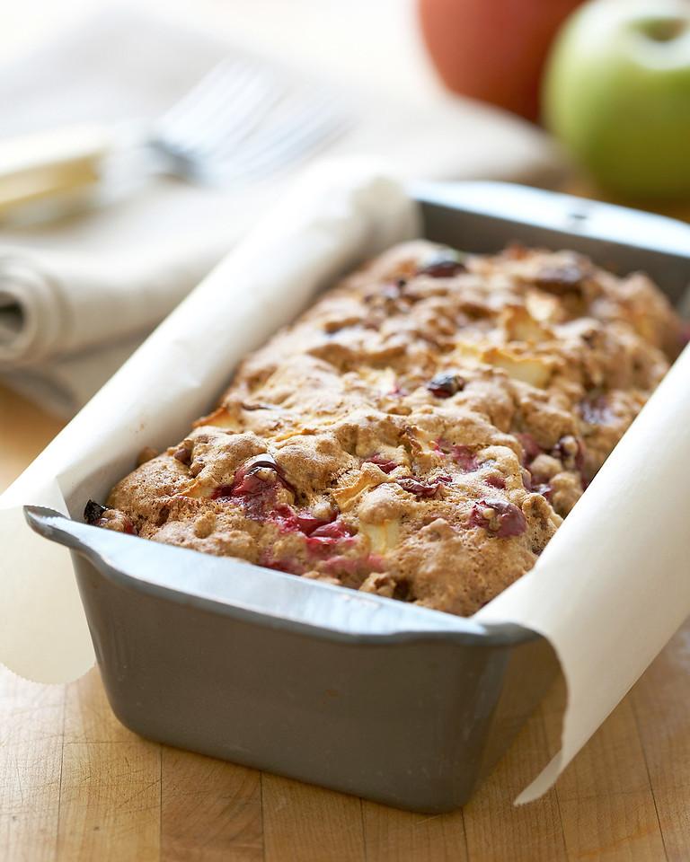 January 2007/2008? - Apple Cranberry Pecan Bread