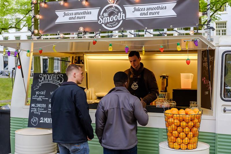 Food Festival Rrrrollend Den Haag.
