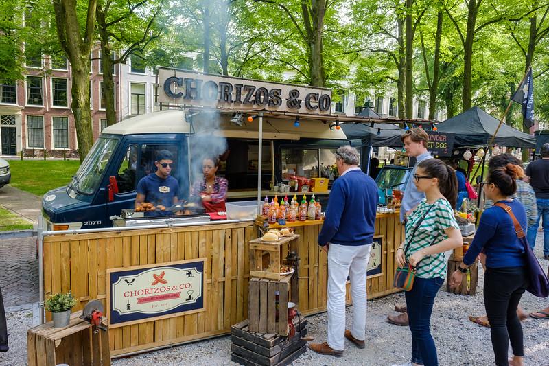Food Festival Rrrollend Den Haag.