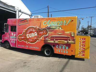 Taste of Cuba, Food Truck, Dallas, TX
