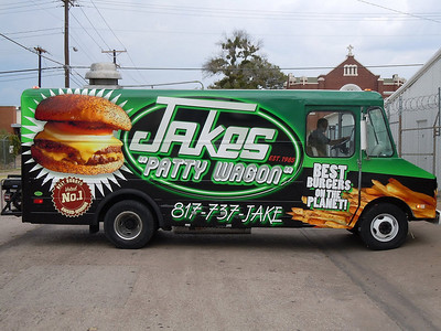 "Jakes ""Patty Wagon"", Dallas, TX"