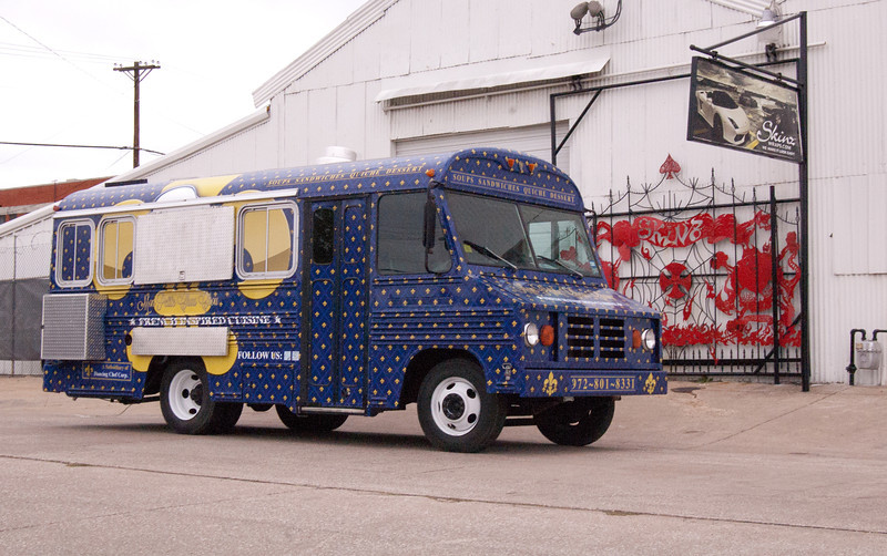 MPCC French Inspired Food Truck