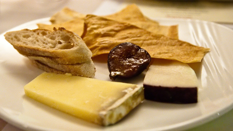 Personal Cheese Plate