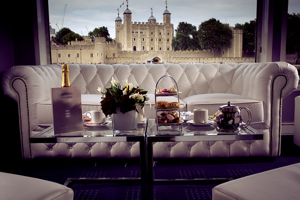 Bateaux - Private Dining on the Thames