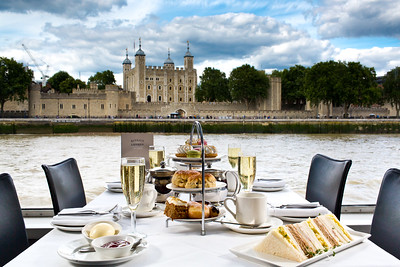 Bateaux Prestige - Afternoon tea on the Thames