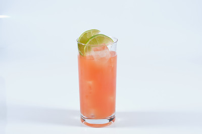 Wrays Rum Punch - High Ball