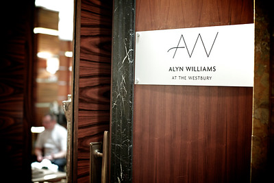 Alyn Williams at The Westbury