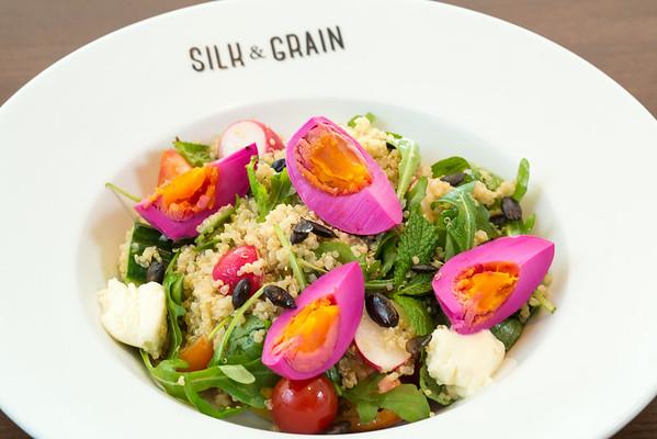Silk & Grain - London