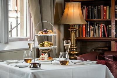 The Cinnamon Club, Afternoon Tea